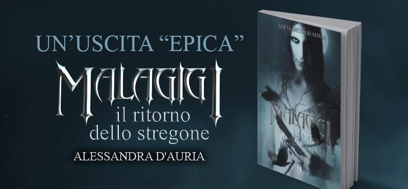 Nuova uscita Epica | Malagigi – il ritorno dello stregone