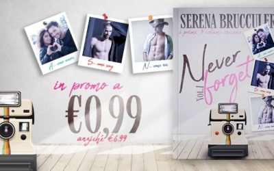 Never Forget (vol.1, 2, 3) | OFFERTA